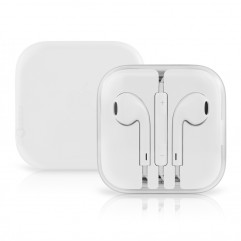 Apple EarPods with Remote and Mic (MD827)