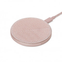 Native Union Drop Wireless Charger Fabric Rose (DROP-ROSE-FB-V2)
