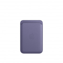 Apple iPhone Leather Wallet with MagSafe - Wisteria (MM0W3)