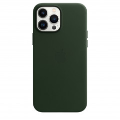Apple iPhone 13 Pro Max Leather Case with MagSafe - Sequoia Green (MM1Q3)