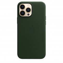 Apple iPhone 13 Pro Leather Case with MagSafe - Sequoia Green (MM1G3)