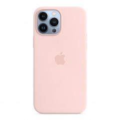 Apple iPhone 13 Pro Max Silicone Case with MagSafe - Chalk Pink (MM2R3)