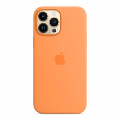 Apple iPhone 13 Pro Max Silicone Case with MagSafe - Marigold (MM2M3)
