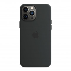 Apple iPhone 13 Pro Max Silicone Case with MagSafe - Midnight (MM2U3)