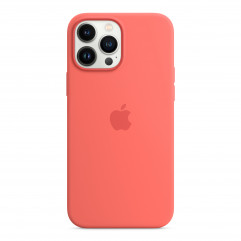 Apple iPhone 13 Pro Max Silicone Case with MagSafe - Pink Pomelo (MM2N3)