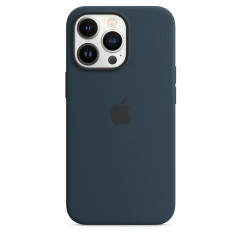 Apple iPhone 13 Pro Silicone Case with MagSafe - Abyss Blue (MM2J3)