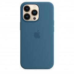 Apple iPhone 13 Pro Silicone Case with MagSafe - Blue Jay (MM2G3)