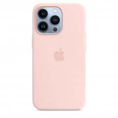 Apple iPhone 13 Pro Silicone Case with MagSafe - Chalk Pink (MM2H3)