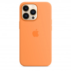 Apple iPhone 13 Pro Silicone Case with MagSafe - Marigold (MM2D3)