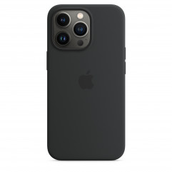 Apple iPhone 13 Pro Silicone Case with MagSafe - Midnight (MM2K3)