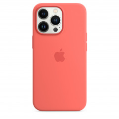 Apple iPhone 13 Pro Silicone Case with MagSafe - Pink Pomelo (MM2E3)