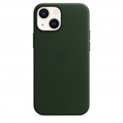 Apple iPhone 13 mini Leather Case with MagSafe - Sequoia Green (MM0J3)