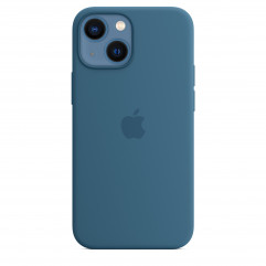 Apple iPhone 13 mini Silicone Case with MagSafe - Blue Jay (MM1Y3)
