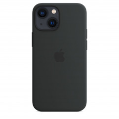 Apple iPhone 13 mini Silicone Case with MagSafe - Midnight (MM223)