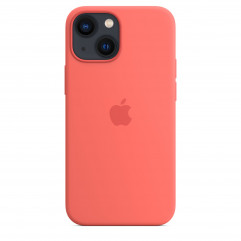 Apple iPhone 13 mini Silicone Case with MagSafe - Pink Pomelo (MM1V3)