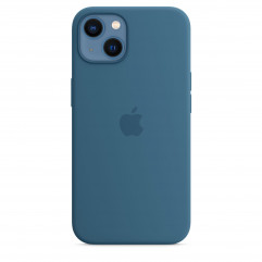 Apple iPhone 13 Silicone Case with MagSafe - Blue Jay (MM273)