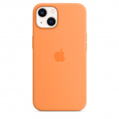 Apple iPhone 13 Silicone Case with MagSafe - Marigold (MM243)