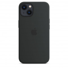 Apple iPhone 13 Silicone Case with MagSafe - Midnight (MM2A3)