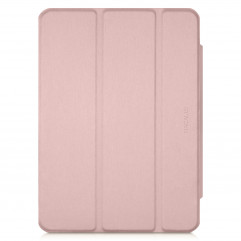 """Чехол-книжка Macally Protective Case for iPad Pro 12.9"""" (2020/2021) - Pink (BSTANDPRO5L-RS)"""