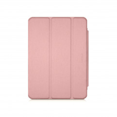 Macally Protective Case and Stand for iPad Air (4th generation) - Pink (BSTANDA4-RS)