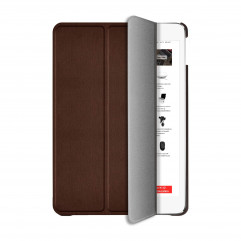 """Чехол-книжка Macally Protective Case and Stand Brown for iPad 10.2"""" (BSTAND7-BR)"""