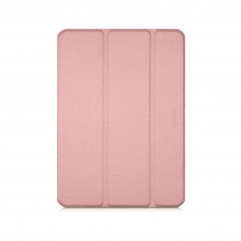 """Чехол Macally Protective Case and Stand Pink for iPad Pro 11"""" 2018-2020 (BSTANDPRO4S-RS)"""