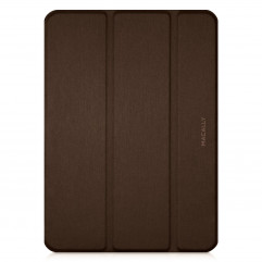 """Чехол-книжка Macally Protective case and stand для iPad Pro 12.9"""" (2018/2020) Brown (BSTANDPRO4L-BR)"""