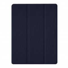 """Чехол-книжка Macally Protective case and stand для iPad Pro 12.9"""" 2018 Blue (BSTANDPRO3L-BL)"""