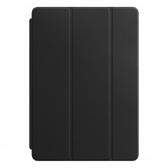 """Apple Leather Smart Cover for iPad 7 10.2""""/Air 3/Pro 10.5"""" - Black (MPUD2)"""