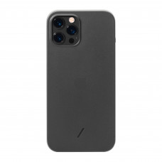 Native Union Clic Air Case for iPhone 12/12 Pro - Smoke (CAIR-SMO-NP20M)