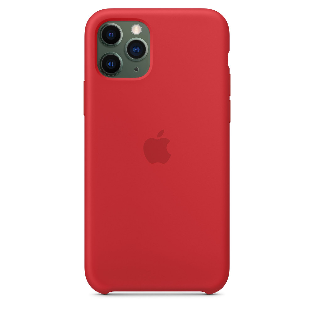 Apple iPhone 11 Pro Max Silicone Case LUX COPY - PRODUCT RED (MWYV2)