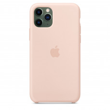 Apple iPhone 11 Pro Max Silicone Case LUX COPY - Pink Sand (MWYY2)