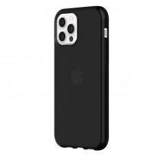 Griffin Survivor Clear for iPhone 12 | 12 Pro - Black (GIP-051-BLK)