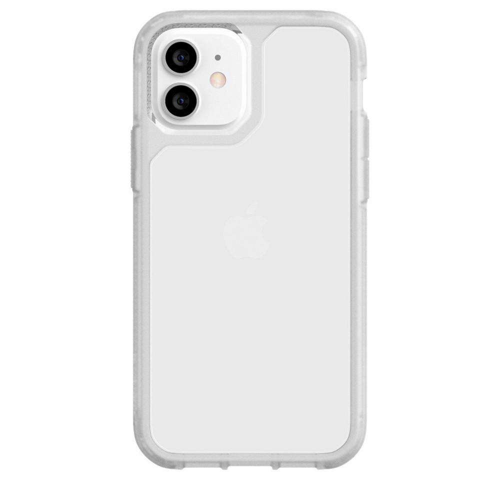 Griffin Survivor Strong for iPhone 12 | 12 Pro - Clear (GIP-048-CLR)
