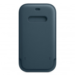 Apple iPhone 12 | 12 Pro Leather Sleeve with MagSafe - Baltic Blue (MHYD3)