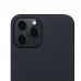 Pitaka Air Case Twill Black/Grey for iPhone 12 Pro (KI1201PA)