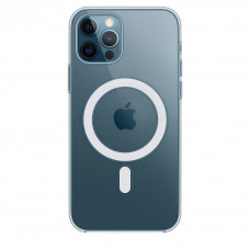 Apple iPhone 12 | 12 Pro Case with MagSafe Lux Copy - Clear (MHLM3)