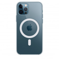 Apple iPhone 12 | 12 Pro Case with MagSafe - Clear (MHLM3)