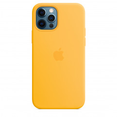 Apple iPhone 12 | 12 Pro Silicone Case with MagSafe - Sunflower (MKTQ3)