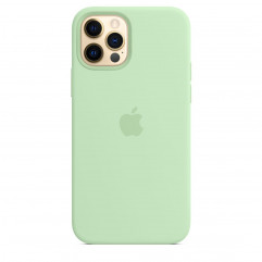 Apple iPhone 12 | 12 Pro Silicone Case with MagSafe - Pistachio (MK003)