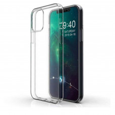 j-CASE TPU Creative Case for iPhone 12 | 12 Pro - Transparent