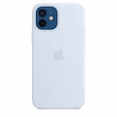 Apple iPhone 12 mini Silicone Case with MagSafe - Cloud Blue (MKTP3)