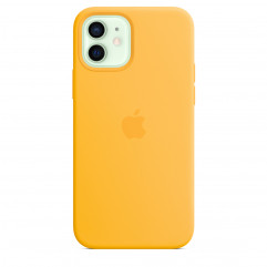 Apple iPhone 12 mini Silicone Case with MagSafe - Sunflower (MKTM3)