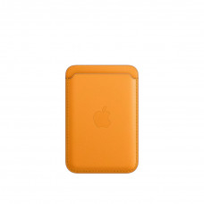 Apple iPhone Leather Wallet with MagSafe - California Poppy (MHLP3)
