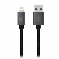 Lab.C Lightning Starp Cable A.L Space Grey (1.2 m) (LABC-505-GY_N)