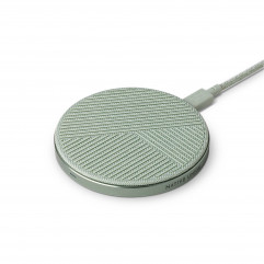 Native Union Drop Wireless Charger Fabric Sage (DROP-GRN-FB-NP)