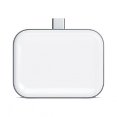 Satechi USB-C Wireless Charging Dock Space Grey for Airpods (ST-TCWCDM)