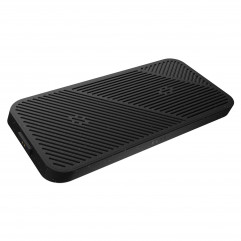 Zens Modular Dual Wireless Charger Black with Wall Charger (ZEMDC1P/00)
