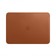 Apple Leather Sleeve for 13-inch MacBook Air and MacBook Pro - Saddle Brown (MRQM2)