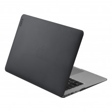 Чехол-накладка LAUT HUEX для MacBook Air 13'' (2018-2020) Black (LAUT_MA13_HX_BK)